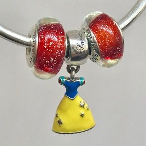 Pandora Snow White Set of 3